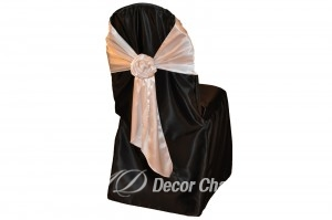 BLACK-SATIN-LAMOUR-CHAIR-COVER