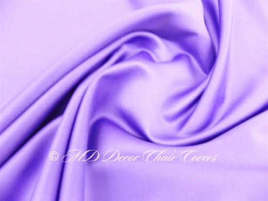 Lilac Satin Lamour
