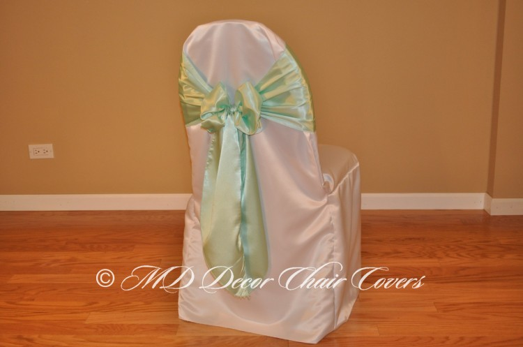 Mint Butterfly Bow Style